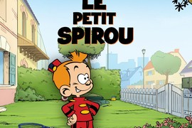 le petit spirou en replay. Black Bedroom Furniture Sets. Home Design Ideas