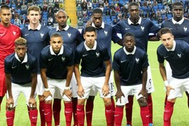 Foot espoirs : france - suède - Football espoirs - barrages euro 2015 - suede/france