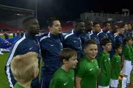 France - Angleterre - Match amical - 17/11/2014