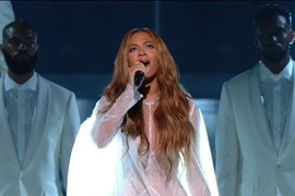 "Beyoncé ""I See The Light"" et ""Take My Hand, Precious Lord"" - Grammy Awards 2015"