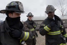 Promotions - Chicago fire - Episode 21