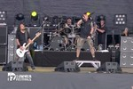 Hellyeah : Interview & Live - Hellfest - 2013
