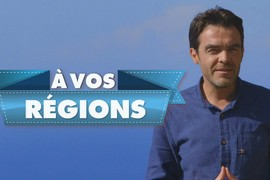 A vos regions - (2015-2016) - A vos regions 03 fait son tour de france