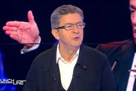 Le replay - Invité : Jean-Luc Melenchon - Punchline - 25/09/2016