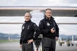 Solar impulse, le vol perpétuel