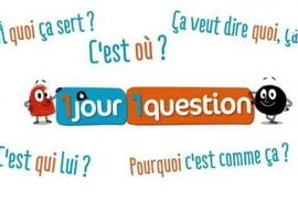 Un jour, une question