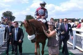 Chantilly, la capitale du cheval