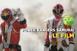 Power Rangers Samurai, le film