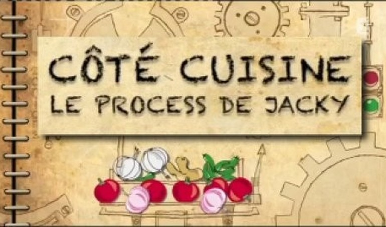 C t cuisine process de jacky en replay la 1 re - Vivolta tv cote cuisine ...
