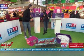 Téléshopping du 21 avril 2016
