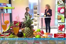 Téléshopping du 22 avril 2016